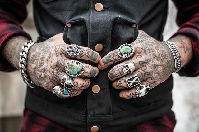 Les bijoux pour homme