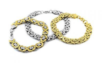 Les bracelets pour les hommes
